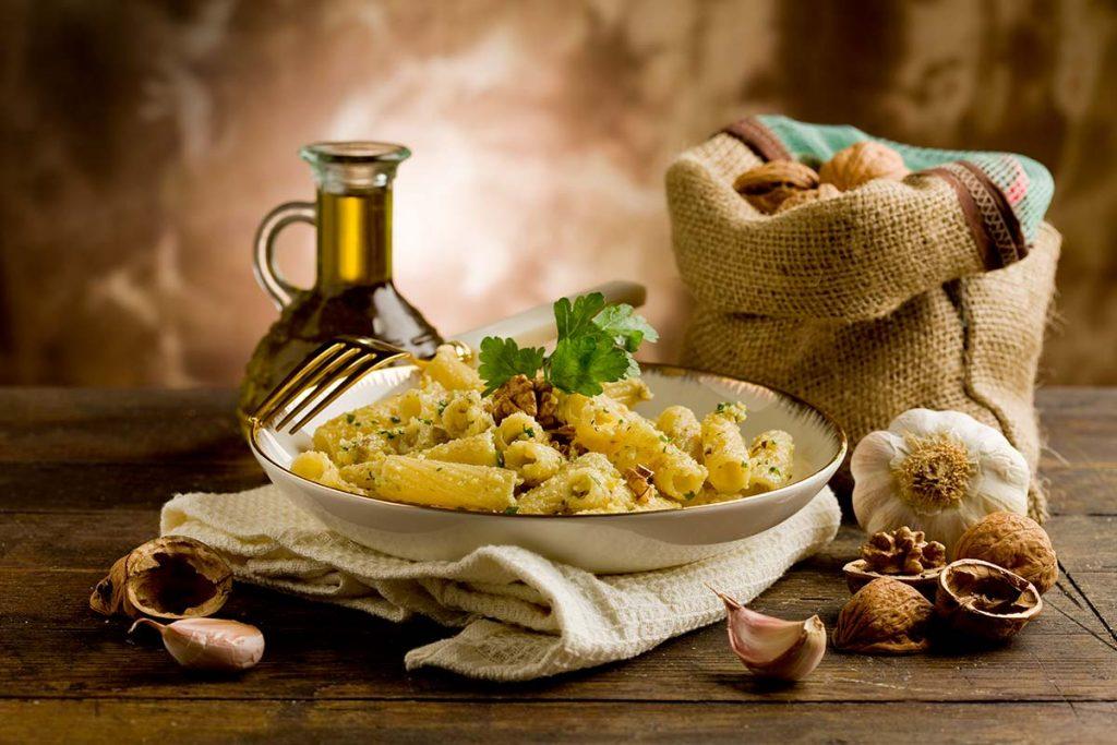 pasta, artigianale, tortiglioni, olio, extravergine, rustichella, rustichella d'abruzzo