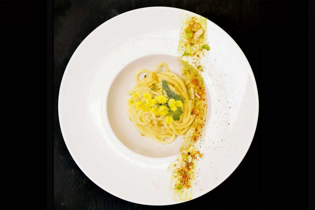 Spaghettone del Leone Rustichella d'Abruzzo Rustichella Abruzzo Mimosa Festa della Donna International Woman's Day