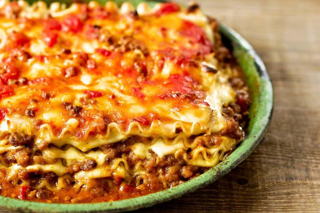 Casa Rustichella festoni al forno ricette