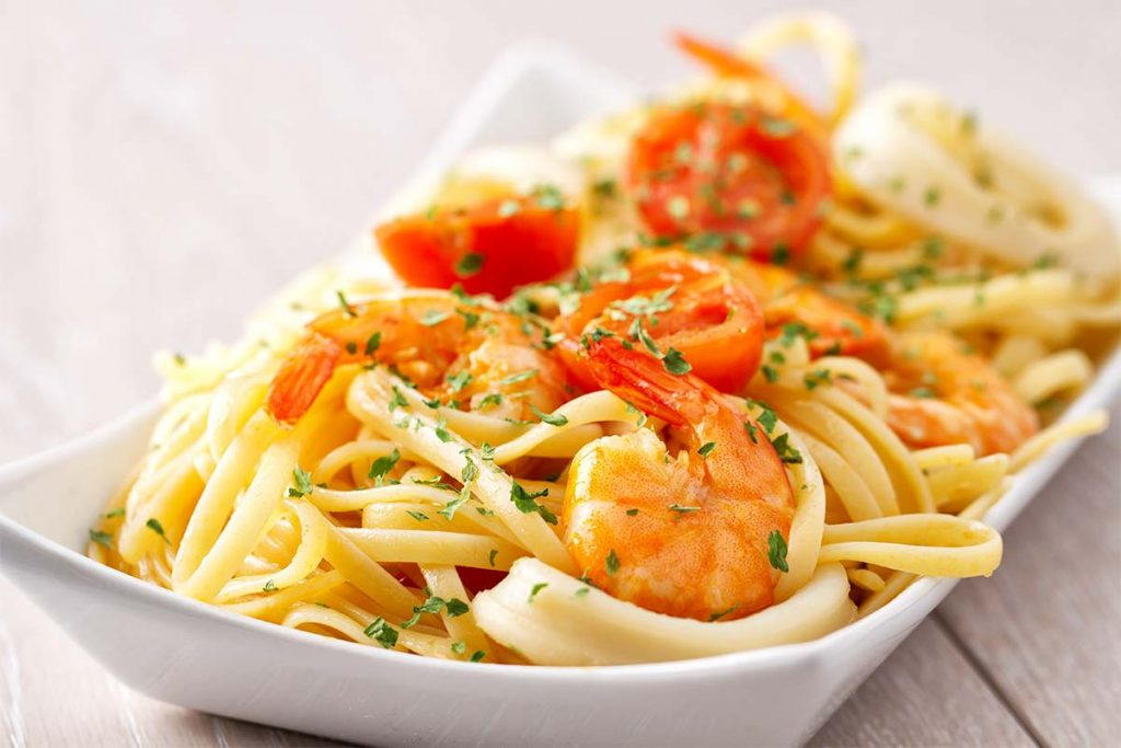 Casa Rustichella Linguine Rustichella dAbruzzo ricette