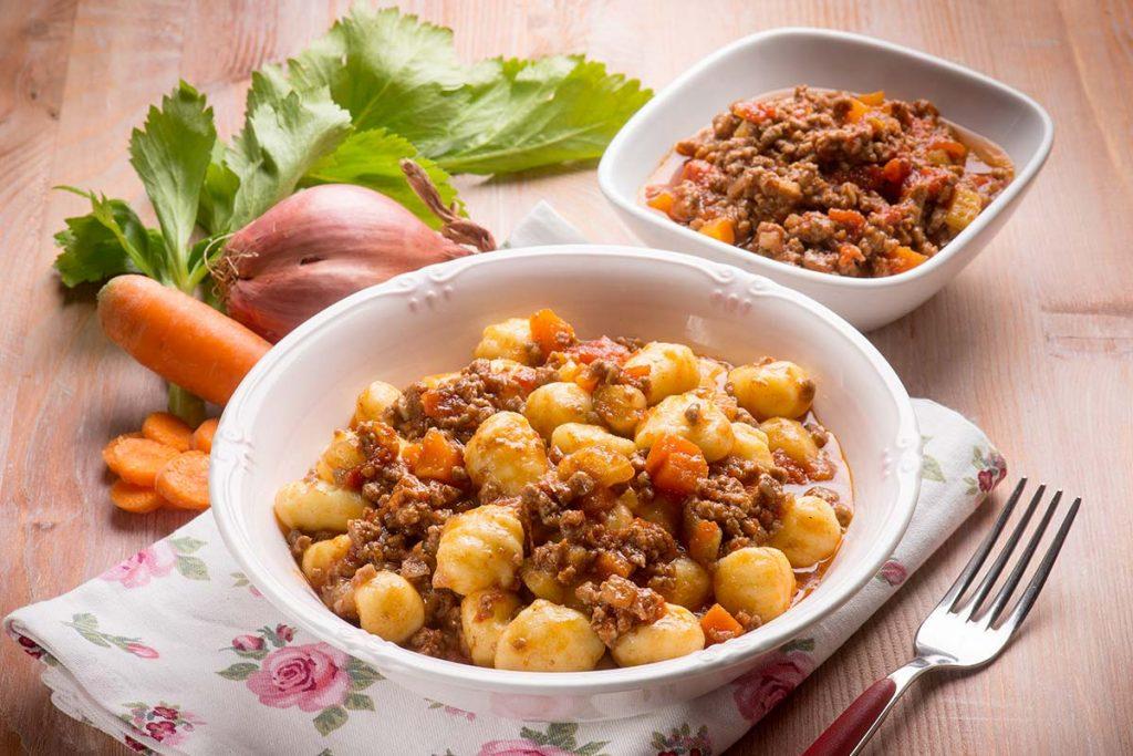 Casa Rustichella Gnocchi al sugo alla genovese ricette