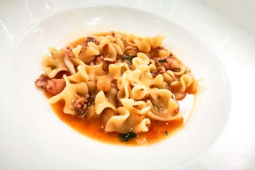 Casa Rustichella A tavola con gli chef Sagne a Pezzi mare e monti ricette