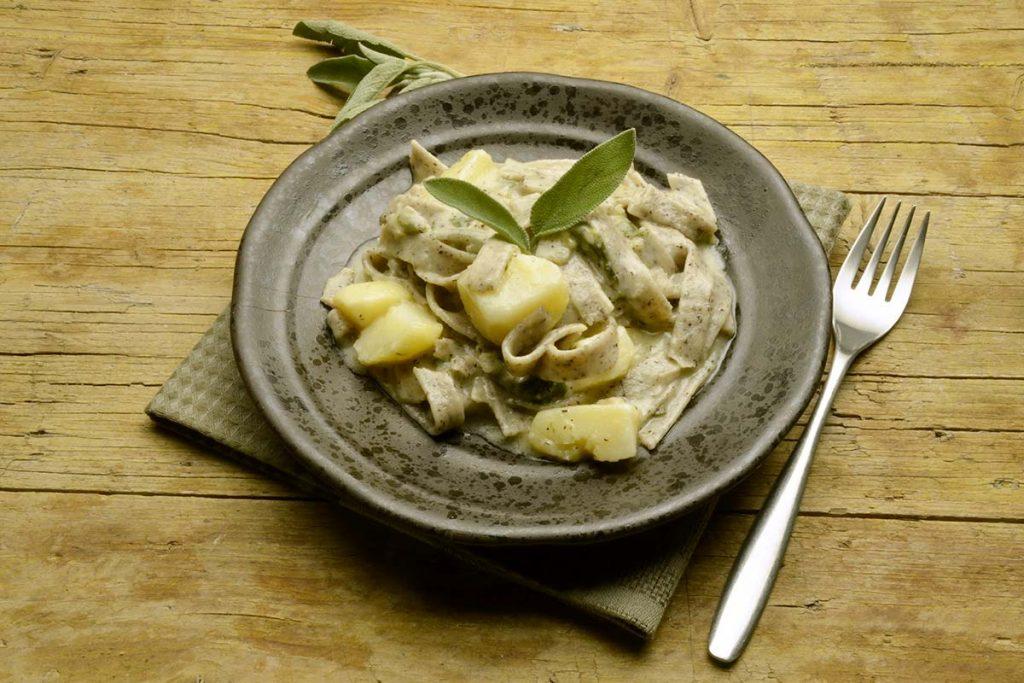 Casa Rustichella Pizzoccheri alla valtellinese ricette