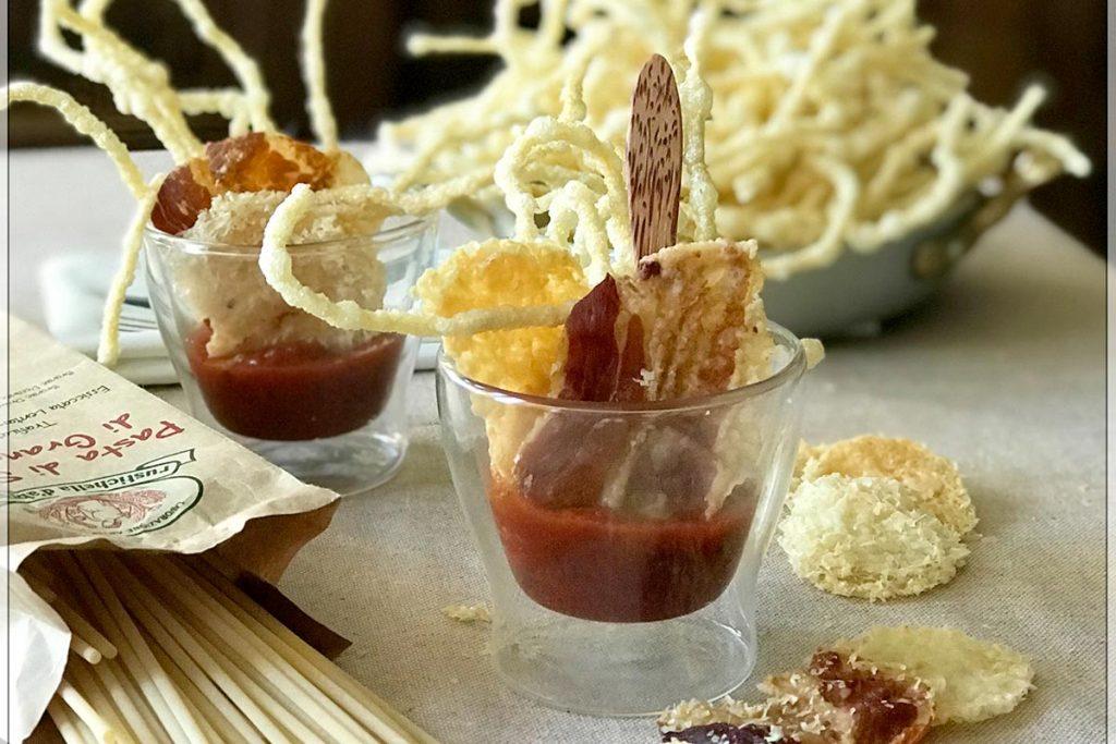 Casa Rustichella spaghettone allamatriciana ricette