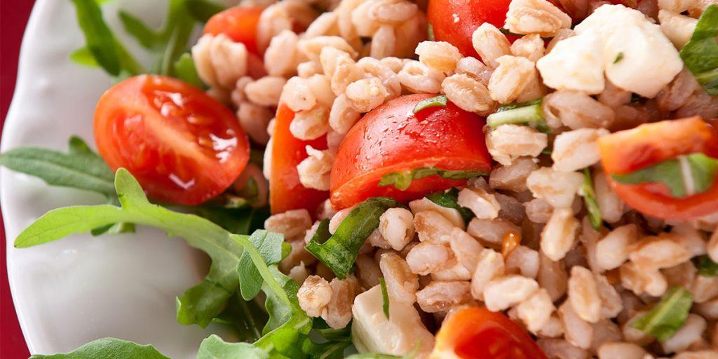 insalata di farro ricetta