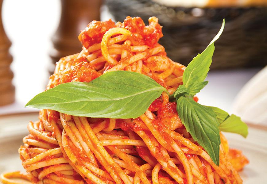 Casa Rustichella spaghettone del leone al pomodoro