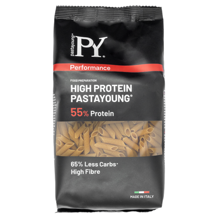 PastaYoung High Protein Pasta Penne Rigate
