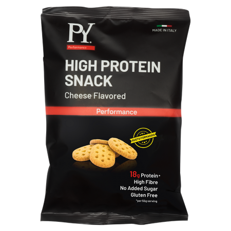 PastaYoung High Protein Snack Cheese Flavored