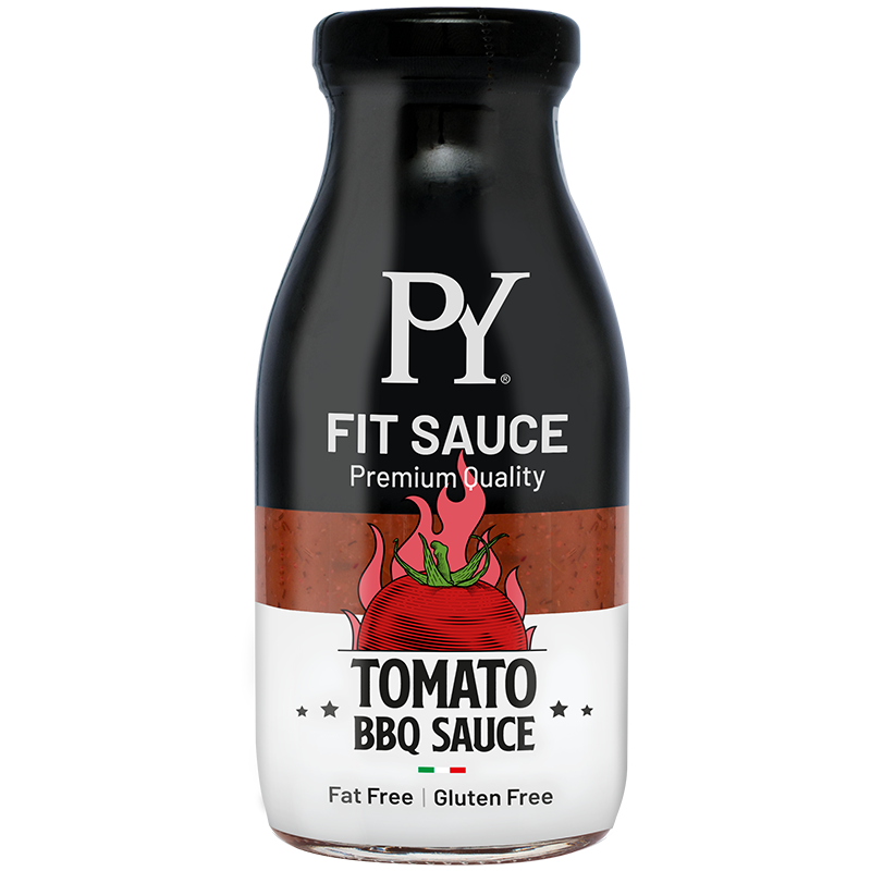PastaYoung Fit Sauce Tomato BBQ Sauce