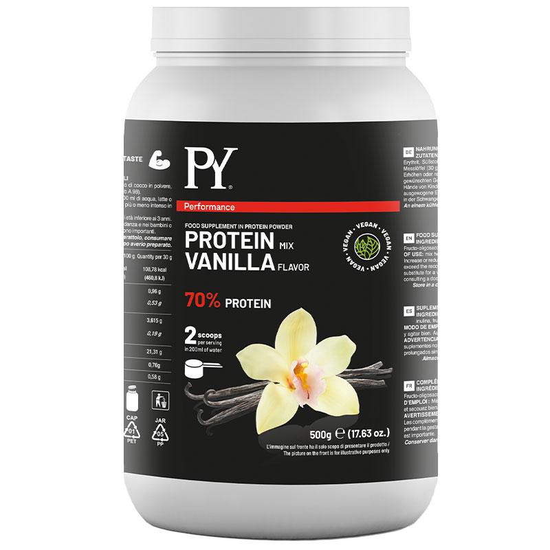Casa Rustichella protein vegan vaniglia 1