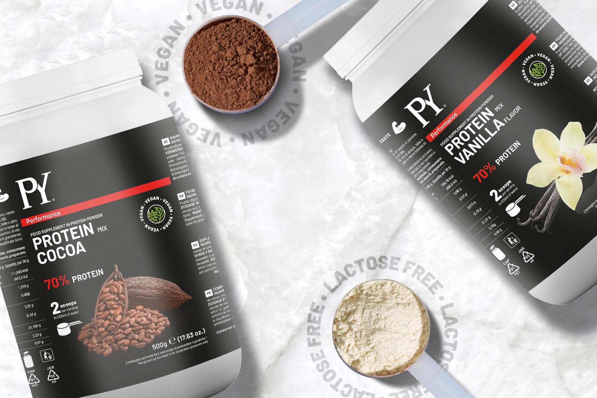 Casa Rustichella promo proteine vegane BANNER CASA RUSTICHELLA