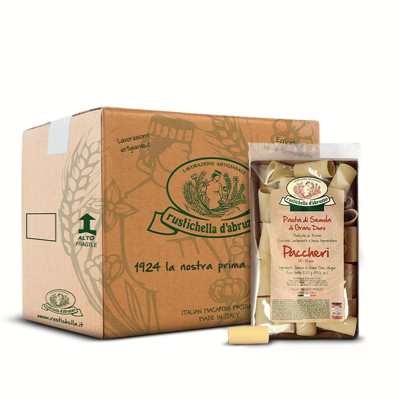 Casa Rustichella paccheri 6kg bulk